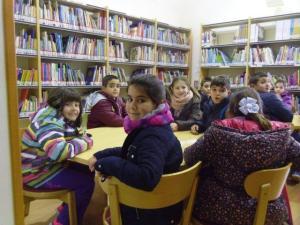 biblioteca sala infantil