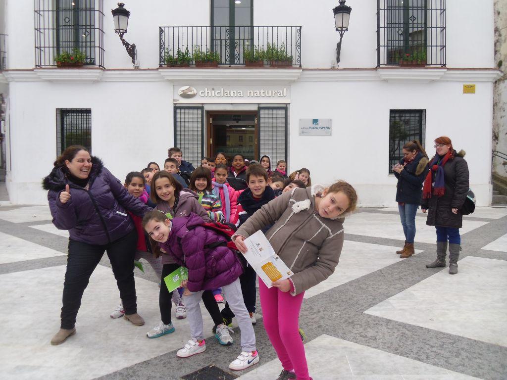 blog Chiclana natural grupo