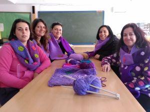 tricoteo 4 AMPA