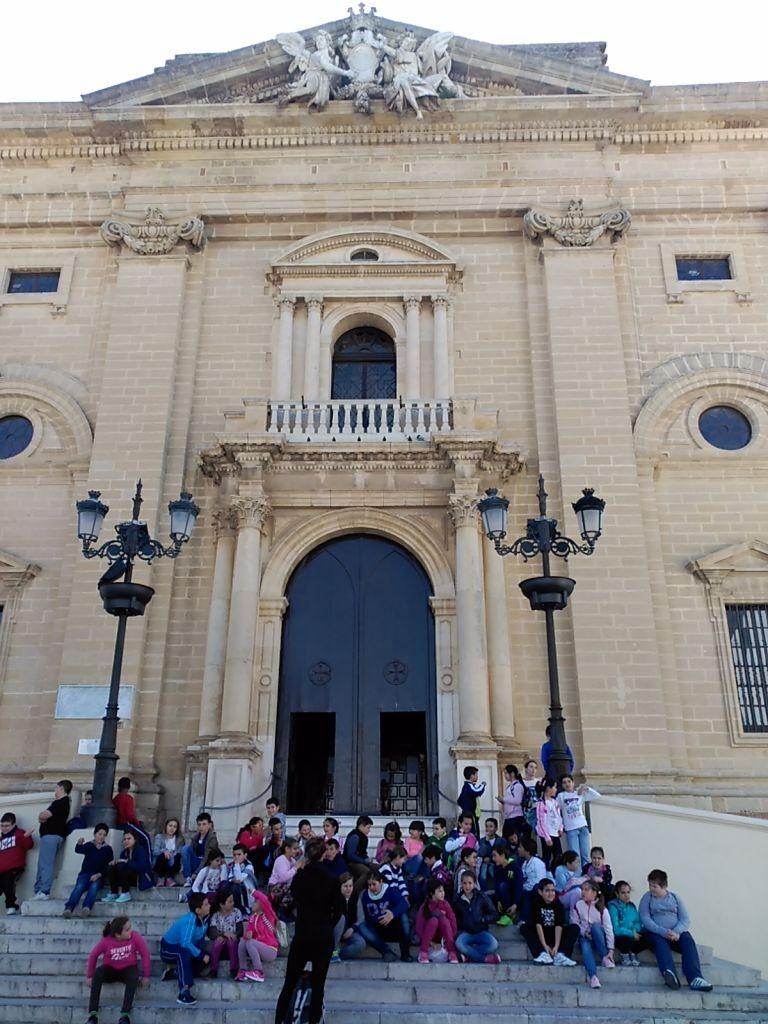 museo en la calle fachada