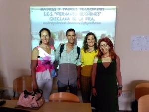 Chiclana en el Encuentro de Mediación (1)
