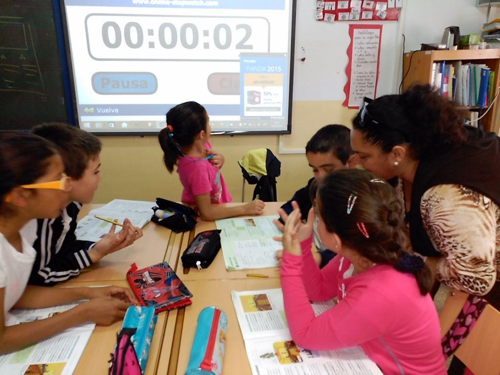 a cronometro grupos interactivos 3º (5)